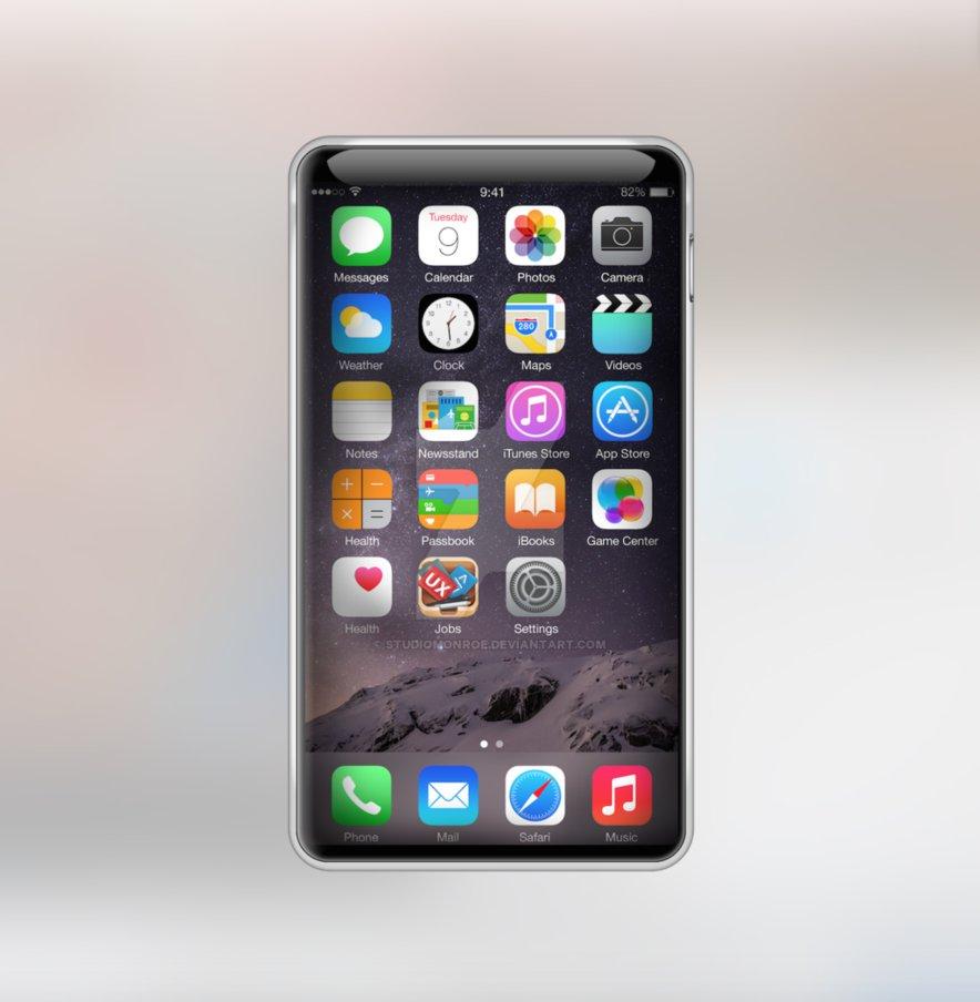iPhone 7 Konzept von Studio Monroe