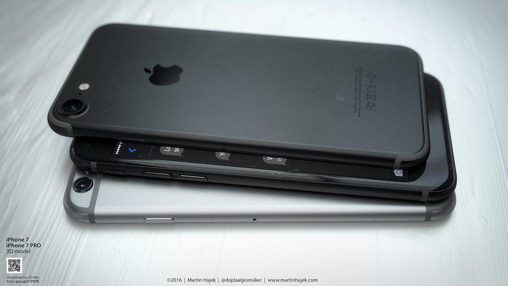 Apple iPhone 8 soll in drei Versionen erscheinen