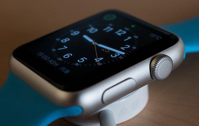 Apple landet bei Fitnesstrackern auf Platz 3